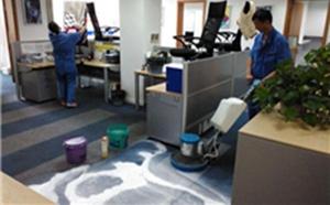办公司保洁