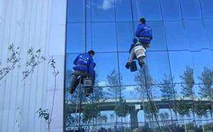 临沂保洁服务外墙清洗公司